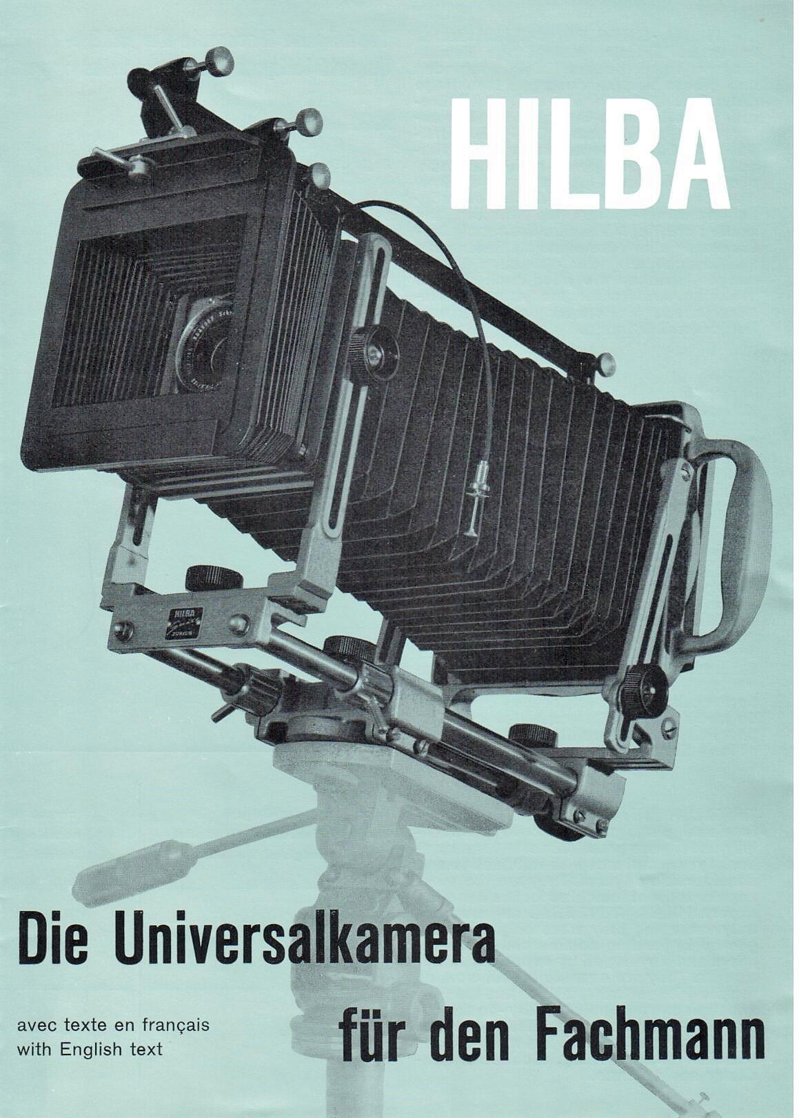 HILBA Universal Camera