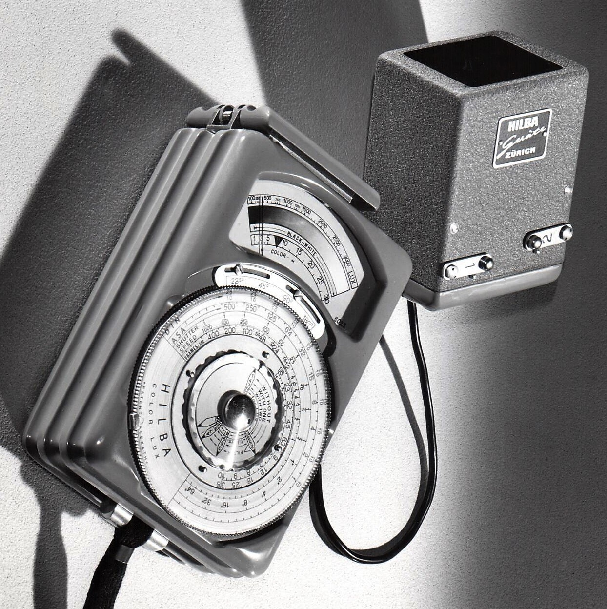 Exposure meter Color-Lux