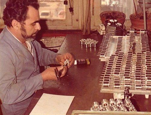 Der Spaltpolmotor